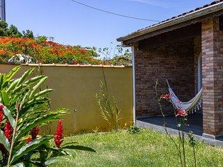 Casa dos amigos, 400 m praia das Palmeiras Caraguatatuba, Cidil
