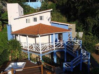 Studio com Jacuzzi a 300 metros do mar Mustafa Studio Ilhabela