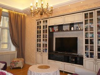 Luxury apartments in the city center