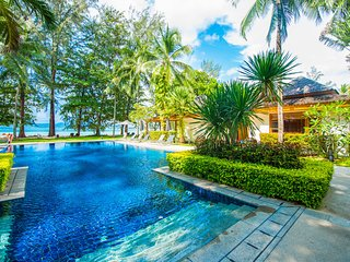 3-Bedroom Beachfront Villa at Bangtao Beach