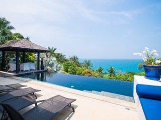 5-Bedroom Seaview Villa at Surin Beach