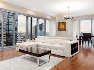 Apartment MoscowCity 28 Floor (2 спальные апартаменты на 30 этаже башня ОКО)