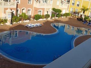 Duplex in Palm Mar
