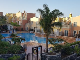 2-Bedroom Apartment with pool view in Palm Mar
