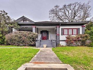 NEW! Shreveport Home w/ Yard - 2 Mi to Downtown!