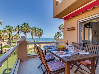 Gorgeous condo in oceanfront property with shared pools and easy beach access!