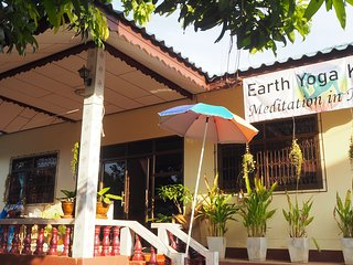 All Inclusive Food Authentic Thailand Yoga Homestay with Excursions!
