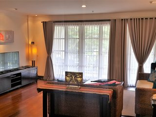 2 Bedroom Spacious Apartment in Nusa Dua