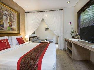 Best Suite Room 15min walk to Ubud Palace