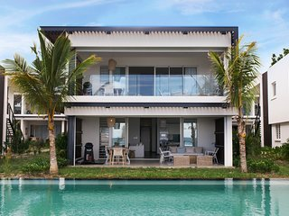 3Bedrooms Apartment at O'Biches Modern and Stunning facing Trou aux Biches Beach