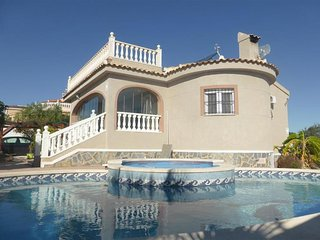 Villa with Private Swimming Pool in Ciudad Quesada