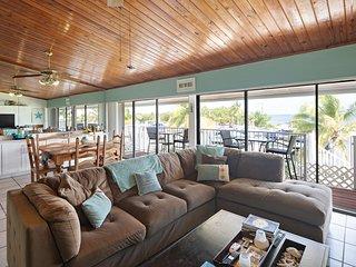 NEW LISTING! Beautiful waterfront villa on marina w/ tennis, beach & pools.