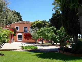 Espectacular Hacienda Señorial cercana a la playa