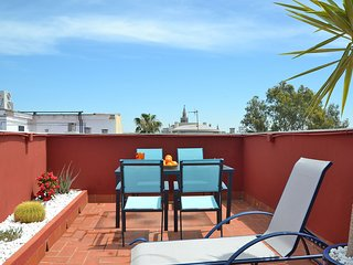 Triana Terrace | One-bedroom with roof-terrace