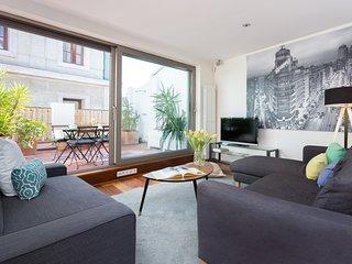 Super luminoso duplex con terraza- SOL