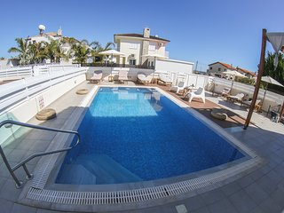 Villa Alexandra (Private pool, 30 meters from beach, Near to Nissi Beach)