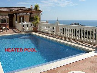 4 bedroom Villa in Benalmadena, Andalusia, Spain - 5700453