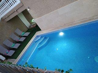 Villa con piscina privada, wif, aire acondicionado, a 12km de preciosas playas.