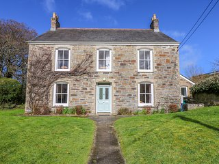 GOSHEN FARM farmhouse near St Agnes, close to beach, shops, pub, pet friendly