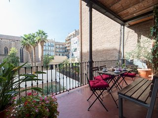 Design apartment close to Paseo de Gracia - B378