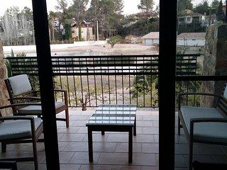 Apart. Balcón de las Fuentes (2-7 pers.) Playamonte, Navarrés a 45 min. Valencia