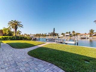 NEW LISTING! Waterfront home on Intracoastal Waterway w/dock - walk to beach