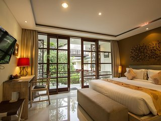 Deluxe Room Garden view Labak River