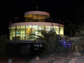 'The Lighthouse' Revolving Home
