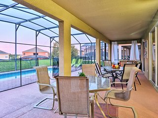 Kissimmee Resort Home Under 5 Miles from Disney!