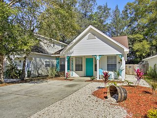 Pensacola House w/Patio Near Beaches and Downtown!