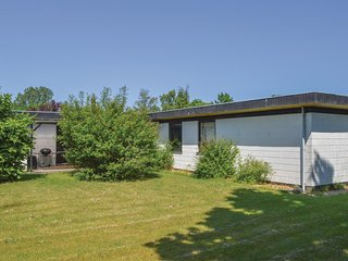 Awesome home in Jerup w/ WiFi and 4 Bedrooms