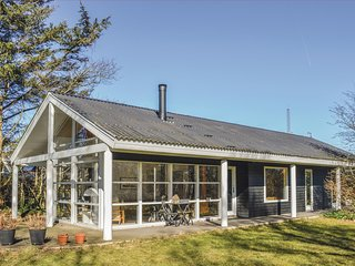 Beautiful home in Strandby w/ WiFi and 4 Bedrooms (A20106)