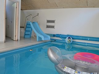 Amazing home in Jerup w/ Sauna, WiFi and 4 Bedrooms