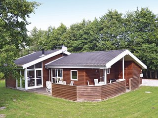 Amazing home in Strandby w/ Sauna, WiFi and 3 Bedrooms (A20538)