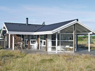 Nice home in Jerup w/ WiFi and 3 Bedrooms