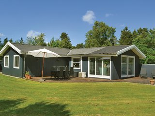 Stunning home in Strandby w/ WiFi and 3 Bedrooms