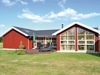 Nice home in Jerup w/ Sauna, WiFi and 4 Bedrooms (A20864)