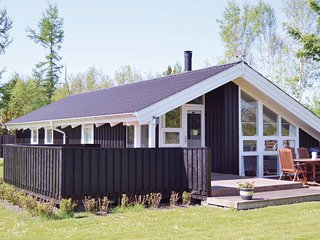 Nice home in Strandby w/ Sauna, WiFi and 3 Bedrooms (A20887)