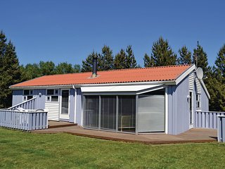 Beautiful home in Jerup w/ Sauna, WiFi and 3 Bedrooms