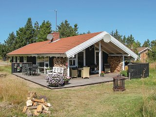 Amazing home in Strandby w/ Sauna, WiFi and 3 Bedrooms (A20997)