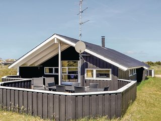 Amazing home in Fanø w/ Sauna, WiFi and 4 Bedrooms