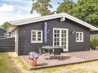 Awesome home in Sæby w/ WiFi and 2 Bedrooms (A25118)