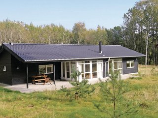Stunning home in Sæby w/ Sauna, WiFi and 3 Bedrooms
