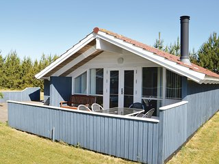 Stunning home in Saeby w/ Sauna and 3 Bedrooms