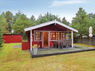 Stunning home in Saeby w/ WiFi and 2 Bedrooms