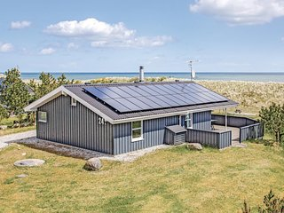 Beautiful home in Sæby w/ Sauna, WiFi and 2 Bedrooms (A26540)