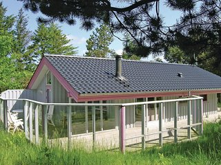 Awesome home in Hals w/ Sauna and 3 Bedrooms (A30287)