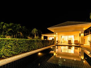 Private 3 bedroom pool villa