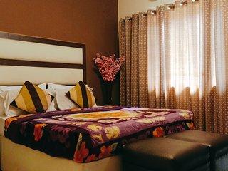 Hotel Hiline Baga (Deluxe Room)
