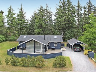Awesome home in Norre Nebel w/ Sauna, WiFi and 4 Bedrooms